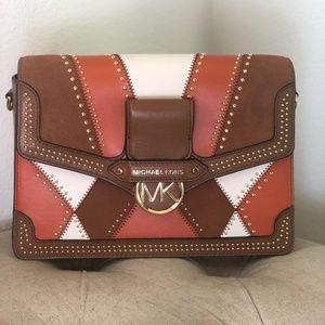 Michael Kohrs Jessie Flap Shoulder Bag